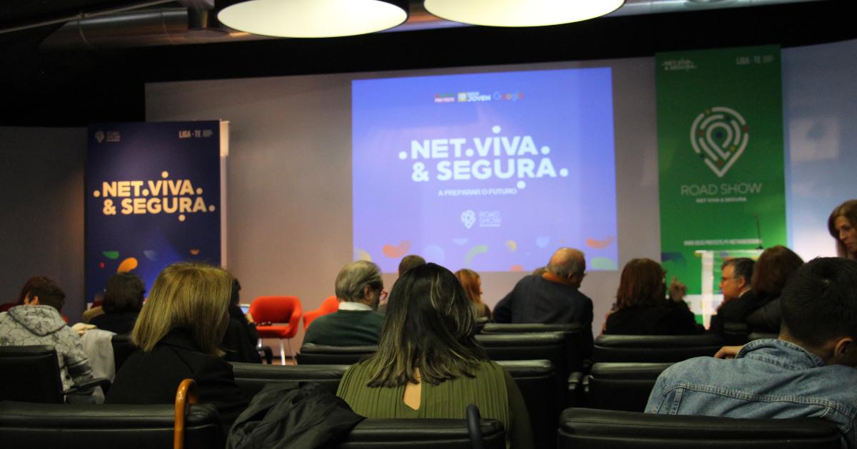 Está lançada a nova edição da iniciativa NET VIVA E SEGURA!